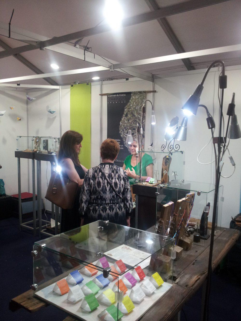 Stand CYM IX Feria Faro de Maspalomas Verano 2016