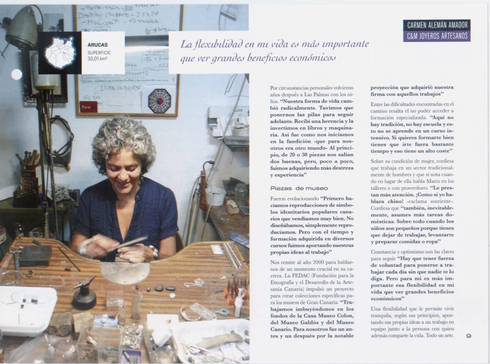 Mujeres en el medio rural de Gran Canaria